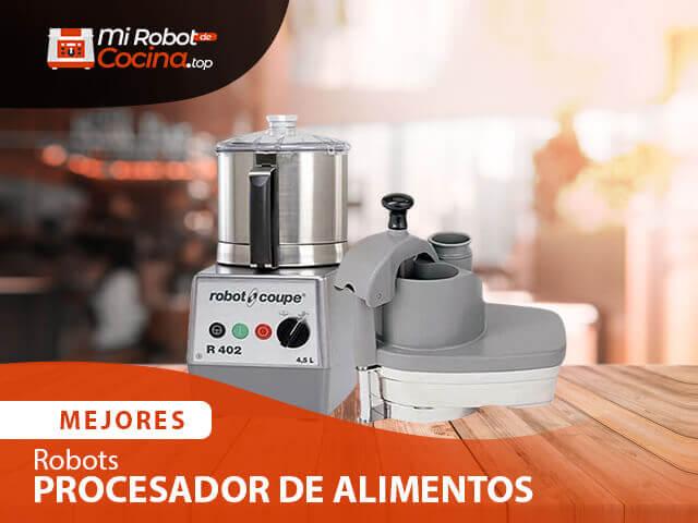 Mejores Robots de Cocina 11