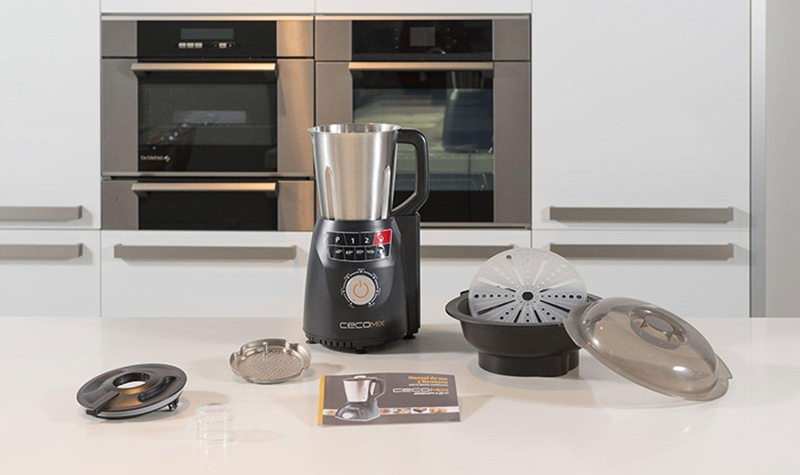 Opiniones Robots De Cocina Cecomix Compact Pro 4