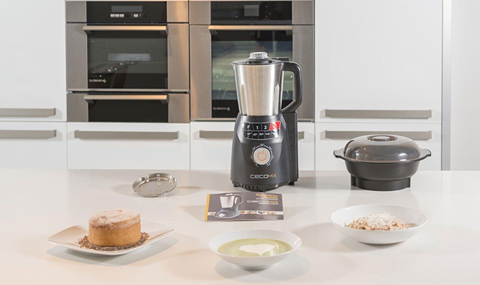 Opiniones Robots De Cocina Cecomix Compact Pro 3