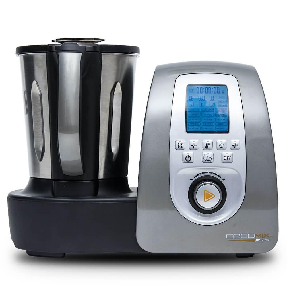 Opiniones Robots De Cocina Cecomix Plus 2