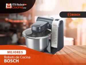 Mejores Robots De Cocina Bosch 1