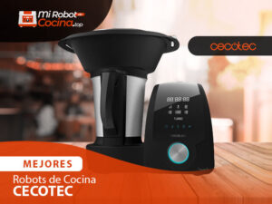 Mejores Robots De Cocina Cecotec 1