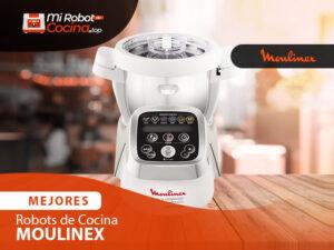 Mejores Robots De Cocina Moulinex 1