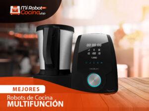 Mejores Robots De Cocina Multifunción 1