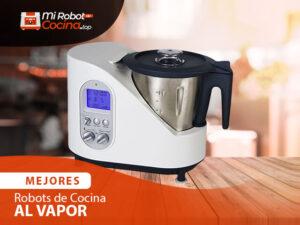 Mejores Robots De Cocina Para Cocinar Al Vapor 1