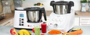 Opiniones Robot de Cocina Monsieur Cuisine 2
