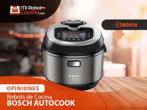 Opiniones Robots De Cocina Bosch Autocook 1