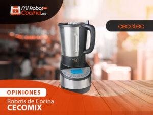 Opiniones Robots De Cocina Cecomix 1