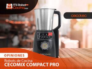 Opiniones Robots De Cocina Cecomix Compact Pro 1