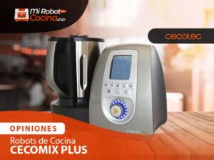Opiniones Robots De Cocina Cecomix Plus 1