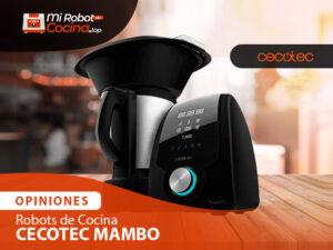 Opiniones Robots De Cocina Cecotec Mambo 1