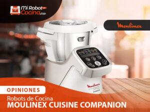 Opiniones Robots De Cocina Moulinex Cuisine Companion 1