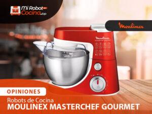 Opiniones Robots De Cocina Moulinex Masterchef Gourmet 1