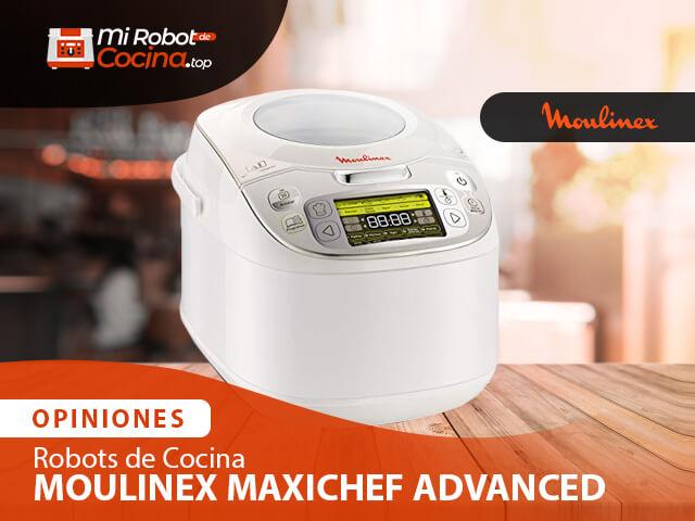Opiniones Robots De Cocina Moulinex Maxichef Advanced 1