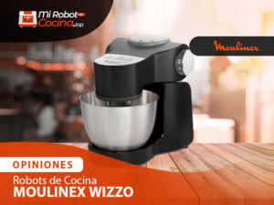 Opiniones Robots De Cocina Moulinex Wizzo 1