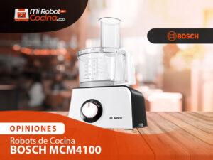 Opiniones Robots De Cocina Bosch Mcm4100 1