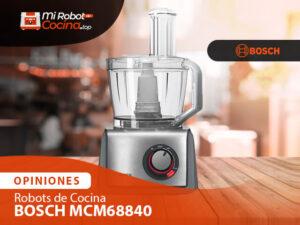 Opiniones Robots De Cocina Bosch Mcm68840 1