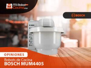 Opiniones Robots De Cocina Bosch Mum4405 1