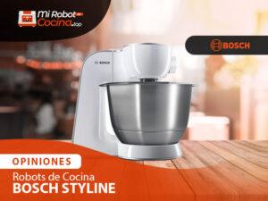 Opiniones Robots De Cocina Bosch Styline 1