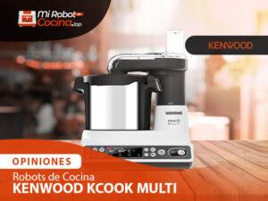 Opiniones Robots De Cocina Kenwood Kcook Multi 1