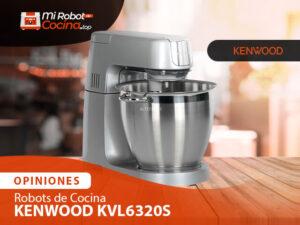 Opiniones Robots De Cocina Kenwood Kvl6320s 1