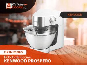 Opiniones Robots De Cocina Kenwood Prospero 1