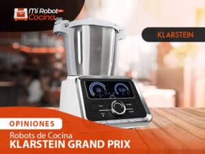 Opiniones Robots De Cocina Klarstein Grand Prix 1