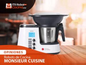 Opiniones Robot de Cocina Monsieur Cuisine 1