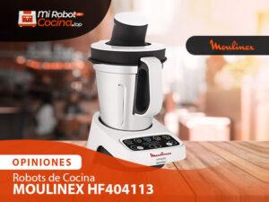 Opiniones Robots De Cocina Moulinex Hf404113 1