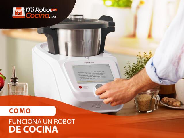 Como Funciona Un Robot De Cocina 1