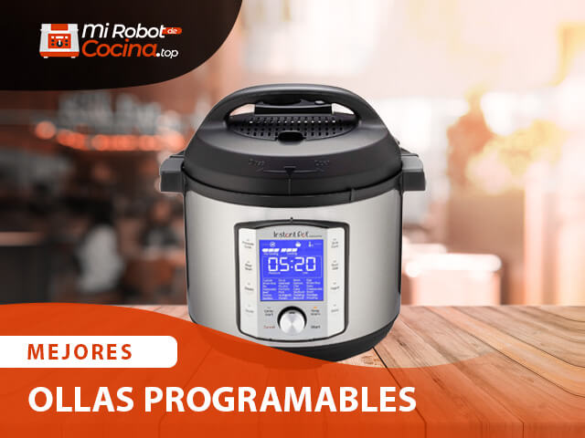 Mejores Ollas Programables 1