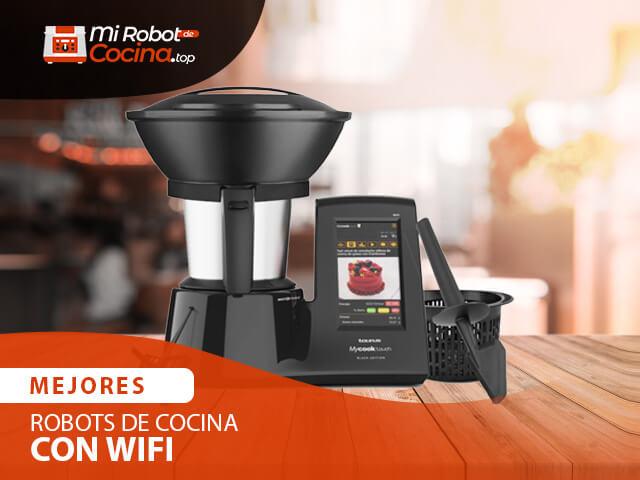 Mejores Robots De Cocina Con Wifi 1