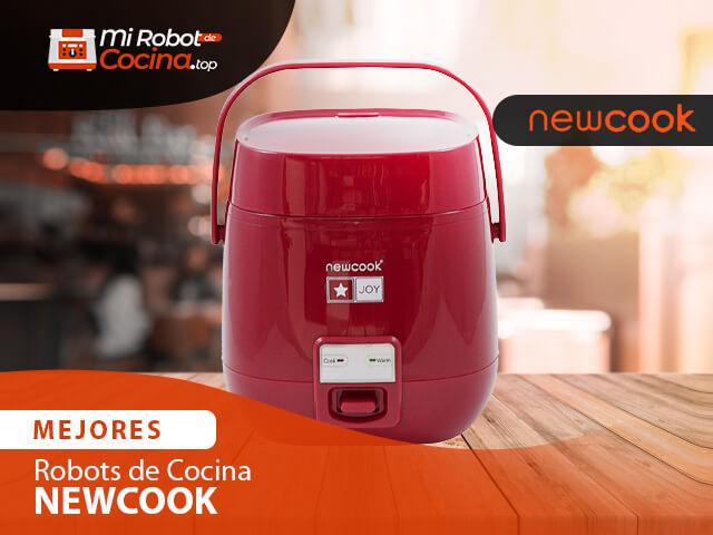 Mejores Robots De Cocina Newcook 1