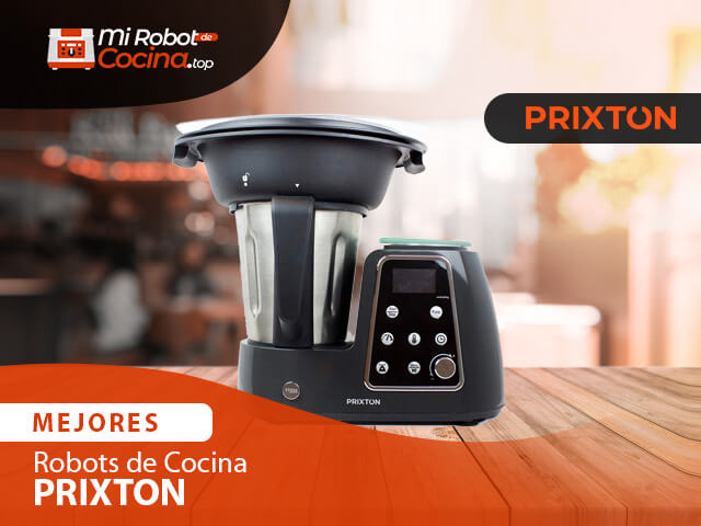 Mejores Robots De Cocina Prixton 1